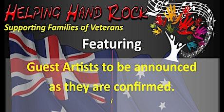 Helping Hand Rock tickets