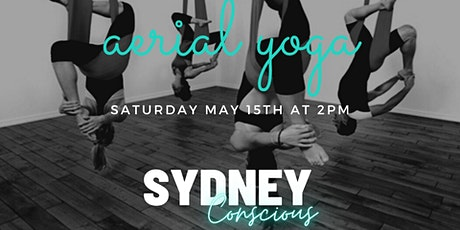 SCG - Aerial Yoga, meditation, grounding & journaling - women's circle tickets
