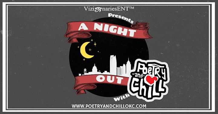 A Night Out with PoetryAndChillOKC image