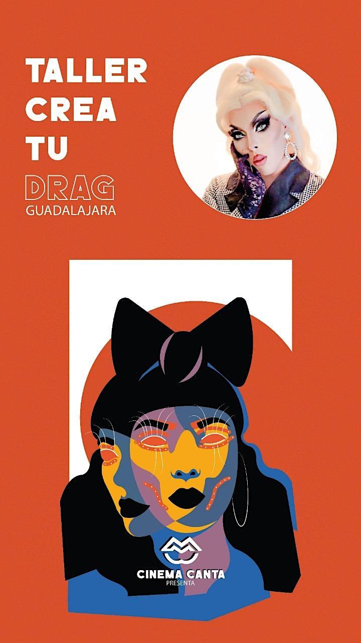 Imagen de Cinema Canta Presenta: taller crea tu drag