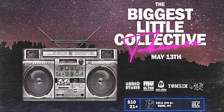 Biggest Little Collective Takeover tickets