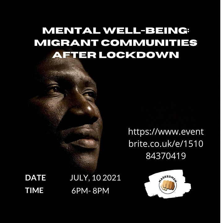 MENTAL WELL-BEING: MIGRANT COMMUNITIES AFTER LOCKDOWN image