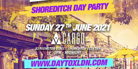 Daytox - The Shoreditch Day Party tickets