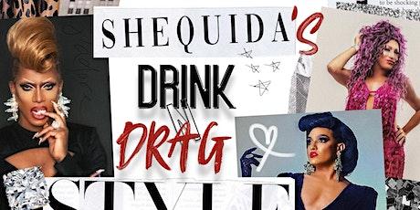 DRINK N DRAG tickets