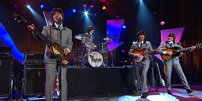 The Fab Four – The Ultimate Tribute