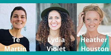Sisters in Harmony Global with Te Martin & Lydia Violet tickets