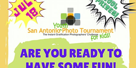 Annual San Antonio Youth Photo Tournament (fun for ages 5-15) tickets