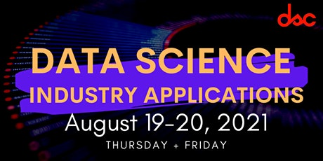 Data Science Industry Applications tickets