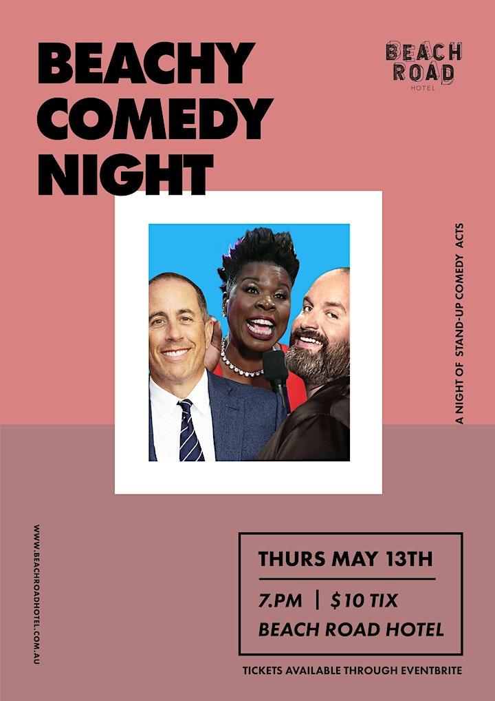 Beachy Comedy Night 9.0 image