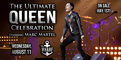 The Ultimate Queen Celebration • Wednesday, Aug. 11th tickets