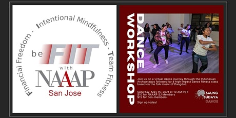 API Heritage Month: Dangdut Tone Dance Workshop tickets