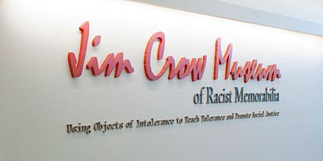 Virtual Tour of Jim Crow Museum tickets