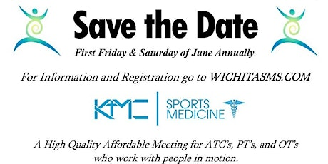 18th Annual Wichita Sports Medicine Symposium Live & Virtual Meeting tickets