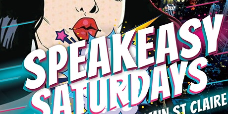 Speakeasy Saturdays @The Cutting room Nyc tickets
