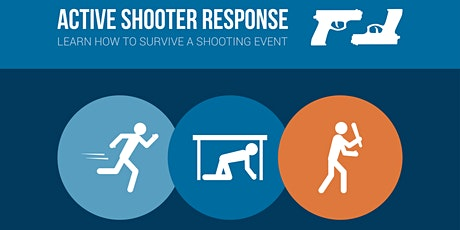 Crisis Management: Why You Need Active Shooter Training tickets