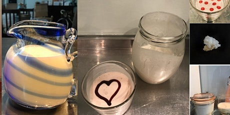 Kefir School - How to make and manage your own Milk Kefir tickets