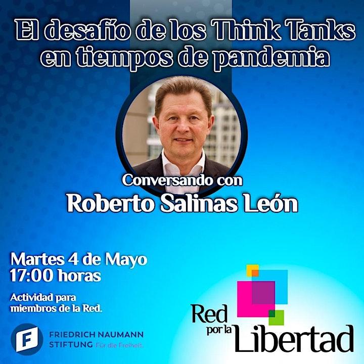 Imagen de RED POR LA LIBERTAD - EL DESAFIO DE LOS THINK TANKS EN TIEMPOS DE PANDEMIA