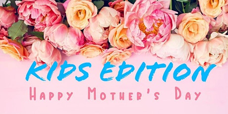 Mommy & Me Floral Design Class | Kids Edition tickets