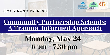Community Partnership Schools: A Trauma-Informed Approach tickets