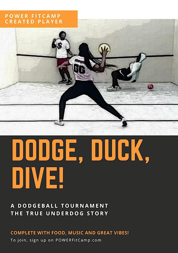 #Fitfam Dodgeball image