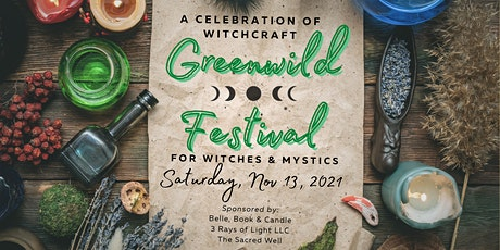 Greenwild Festival for Witches & Mystics tickets