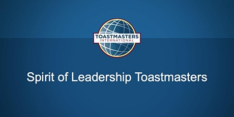 Spirit of Leadership Toastmasters Meeting tickets