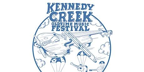 Kennedy Creek Oldtime Music FestivalSept 30-Oct 3rd 2021 tickets