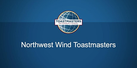 Northwest Wind Toastmasters Meeting tickets