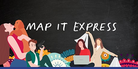 Map It Express - Marketing Strategy for Small Businesses [July 2021] tickets