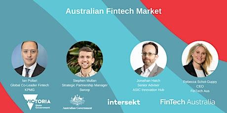 The Australian Fintech Market tickets