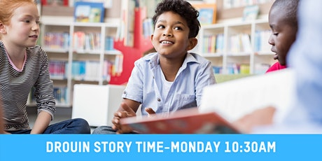 Drouin Library Story Time on MONDAY! tickets