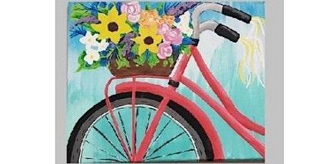 Summer Bike, Paint Night tickets