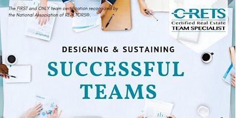 C-RETS Designing & Sustaining Teams tickets
