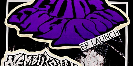 GOAT SHAMAN (DEBUT EP LAUNCH!) w/ Nembutolik, Creep Diets + Meathook tickets