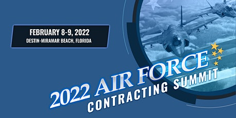 2022 Air Force Contracting Summit tickets