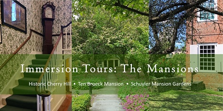 Immersion Tours: The Mansions of Albany tickets