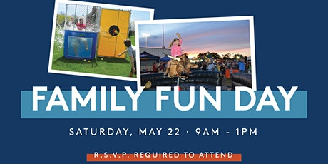Family Fun Day - Client Appreciation Event tickets