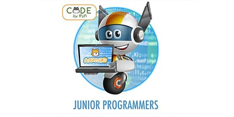 Junior Programming - Online Summer Camp - 8/9 to 8/13 - 9 am to 12 pm (PDT) tickets