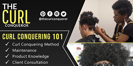 Curl Conquering 101® Class: Olivette, Mo tickets