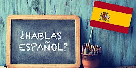 Spanish Conversation Group tickets