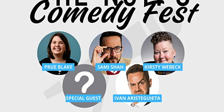 The Nott's Comedy Fest! - One night only tickets