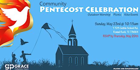 Community Pentecost Celebration tickets