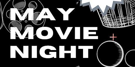 May 2021 Movie Night tickets