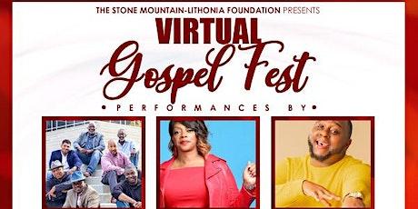 2021 Virtual Gospel Fest tickets