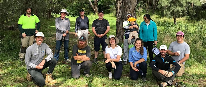 Planting for the Future at School House Creek image