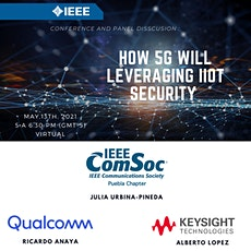 HOW 5G LEVERAGING CYBERSECURITY FOR INDUSTRIAL IOT entradas