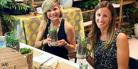 June - Saturday Night Terrarium Workshop tickets