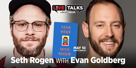 Seth Rogen in conversation with Evan Goldberg tickets