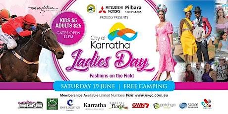 Roebourne Races 2021 | City of Karratha Ladies Day tickets