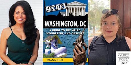 P&P Live! JoAnn Hill | SECRET WASHINGTON, D.C. with Andrea Peterson tickets